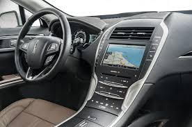 2007 Lincoln Mkx Interior 2014 Lincoln Mkz Hybrid First Test Motor Trend