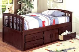toddler beds with drawers storage bench kids beds with drawers