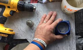 how to drill holes in porcelain bathroom tile angie u0027s list