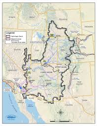 Map Of Yuma Arizona by Owdi Drought