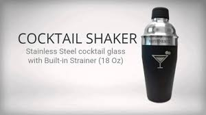 cocktail shaker set bartender soul launches a new cocktail shaker set black youtube