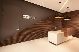 Reception Desk Miami Miami Modern Scandinavian Office Dkor Interiors Inc