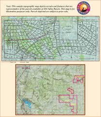 Arizona Topographic Map by Topo Map Arizona Land For Sale