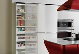 Sliding Door Kitchen Cabinets Stand Out From The Crowd Oppein High Tech Kitchen Cabinet