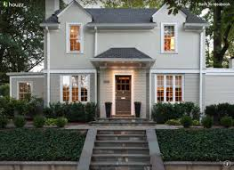 gray house white trim black shutters image result for best