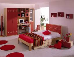bedroom pink doff color scheme for girls with lovely chic car