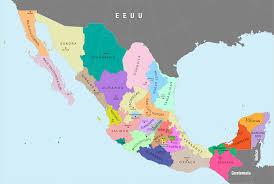 Maps Of Mexico by Political Map Of Mexico U2013 Luisfernandogmi