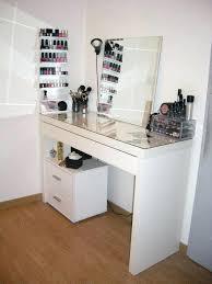 coiffeuse bureau bureau coiffeuse coiffeuse bois blanc ou bureau facminin bureau