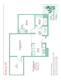 floor plans for the senior apartments at eddy hawthorne ridge in eddy hawthorne ridge floor plans