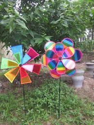 garden wind spinners toy windmills flower windmills buy garden