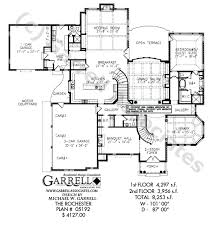 master house plans rochester house plan dual master house plans