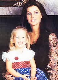 Elvis Priscilla Presley Halloween Costumes Priscilla Presley U0026 Daughter Lisa Marie Icons