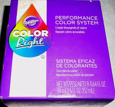 wilton color right performance color system 601 6200 ebay