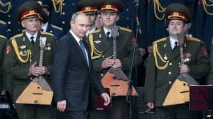 vladimir putin military putin russia to boost nuclear arsenal with 40 missiles bbc news