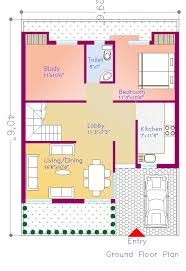 South Facing House Floor Plans House Plan For 700 Sq Ft East Facing Arts 600 Sq Ft House Plans