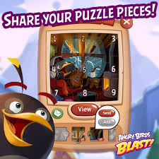 angry birds blast home facebook
