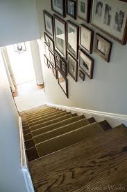 the stair runner