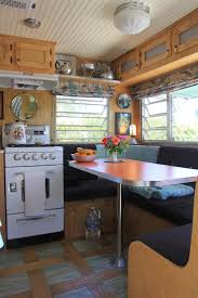 24 best trailer kitchens images on pinterest vintage travel