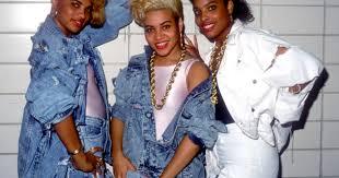 Salt Pepper Halloween Costumes Salt Pepa 1988 Rock Star Inspired Halloween Costumes