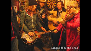 Barn Burning Questions Gangstagrass Barn Burning Songs From The Shed Youtube