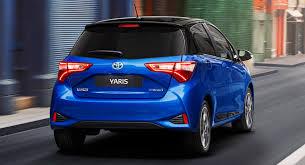 toyota uxs u s bound 2018 toyota yaris to start at 15 635 carscoops