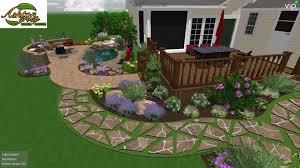 Garden Hardscape Ideas Awesome Backyard Hardscape Ideas Backyard Front Yard
