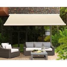 16 Foot Awning Retractable Awnings You U0027ll Love Wayfair