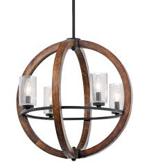 kichler lighting catalog kichler 43059oz braelyn olde bronze 15 inch 6 light island