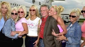 Schlafzimmerblick Lernen Der Ewige Playboy Hugh Hefner Wird 90 Welt
