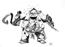 dota 2 pudge pudge from dota 2 by dd28 on deviantart