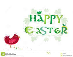 happy easter u2013 logo royalty free stock photos image 4619978