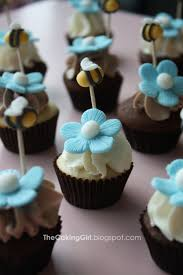 bumble bee baby shower cupcakes for boy cakecentral com