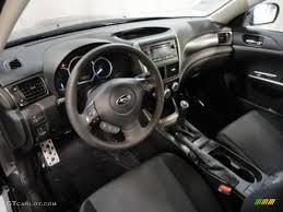 subaru sti 2011 black carbon black interior 2011 subaru impreza wrx sedan photo