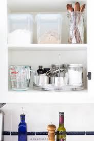 kitchen cupboards storage solutions baking cabinet organization spice storage ideas on