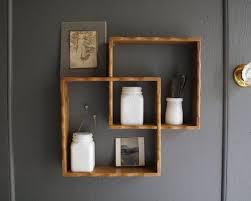 wood shelves for walls best 25 wooden wall shelves ideas on wood