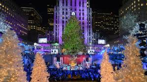 when is the christmas tree lighting in nyc 2017 here s who will be performing at this year s rockefeller tree lighting