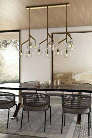 cozy mini ball light fixtures for elegant dining room ideas with
