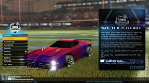 siege cars siege should also get a hyperlink to streams when pro league is live