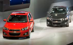 build it 2012 chevrolet sonic configurator goes live