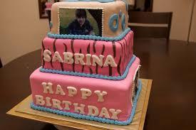 justin bieber birthday cake for sabrina middletondress com
