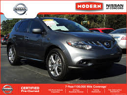 suv nissan 2013 used car specials u0026 deals modern nissan of concord