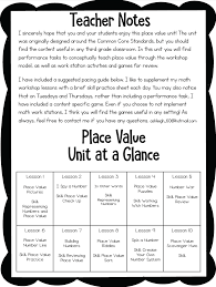 third grade place value ashleigh u0027s education journey