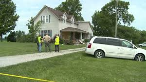 teen arrested after crashing car into clinton county home at 80