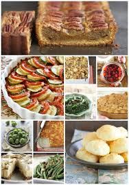15 grain free thanksgiving recipes for the whole family to enjoy