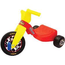 original big wheel junior ride on walmart com