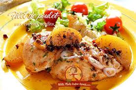 cuisine filet de poulet filet de poulet aux citrons confits petits plats entre amis