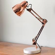 industrial desk lamp industrial table lamp edison desk lamp copper lamp pipe lamp