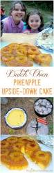 dutch oven pineapple upside down cake the good hearted woman