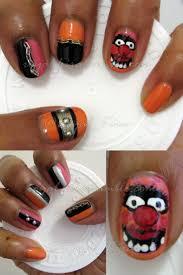79 best fictional nail art images on pinterest nailart nail