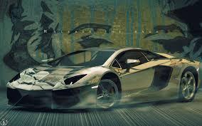 Lamborghini Aventador Chrome - aventador chrome release the rage by philphilos on deviantart